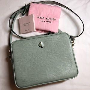 Kate Spade Bags Polly Medium Camera Bag Light Pistachio Poshmark